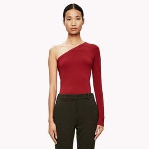 NEW 🔥 Theory Lefft One Shoulder Top